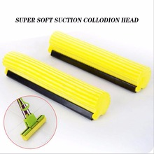 3pcs Universal Household Sponge Mop Refill Replacement Floor Cleaning Tool(China)