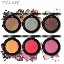 FOCALLURE High Quality Natural Matte Eyeshadow Palette 11 Colors Pigment Eye Shadow Makeup Kit Professional Brand Beauty #240061
