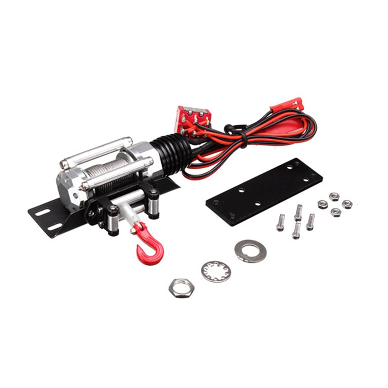 Brand New TFL 1/10 RC Car Spare parts Emulation Winch A C1401-47<br><br>Aliexpress