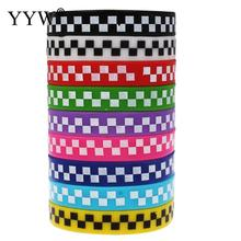 10PCS Popular Silicone Wristband mixed colors square Bracelet Rubber Hand Band Energy Bracelet Sports Wrist Strap(China)
