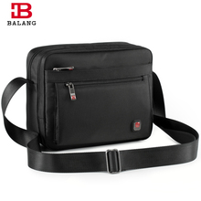 BaLang Men Crossbody Bags 2017 Fashion Mens Shoulder Bags High Quality Oxford Casual Messenger Bag Business Men's Travel Bags