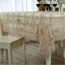 home decoration tablecloth White Organdy table cloth cover coffee wedding for floral embroidered rectangular tablecloths