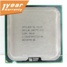 Intel Core 2 Duo E8600 Processor 3,33 ГГц 6 м 1333 мГц Socket 775 Процессор(China)
