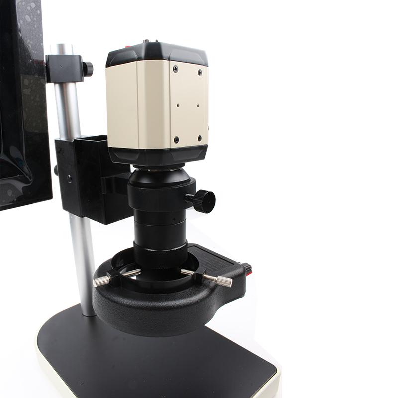 mini Camera Stand USBVGACVBS Interface automatic Brightness control white balance 2MP Industrial Microscope Camera (1)