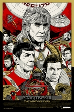 Characters Images Star Trek Vintage Sci-Fi Movie Poster Retro Decorative DIY Wall Stickers Art Home Bar Posters Decor Gift
