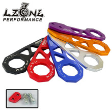 LZONE RACING - PDM REAR TOW HOOKS FOR CIVIC CRX INTEGRA RSX JR-THP21