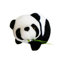 Lovely 16cm Soft Plush Panda Stuffed Animal Gift Kid Children Present Doll Toy Festival Birthday Gift BM88