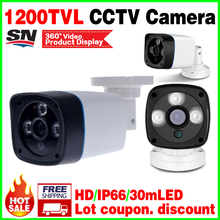 Low Price Sale HD Cmos 1200tvl Cctv Camera FH8510DSP+BY3005 infrared Array color image home Video surveillance products Out-ip66