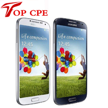 "Unlocked Original Samsung Galaxy S4 i9500 i9505 Mobile Phone 13MP Camera 16GB ROM 5.0"" inch 1920X1080 GPS Refurbished Cell Phone"