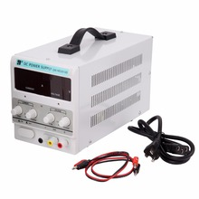 Ship from USA! 30V 10A 110V DC Power Supply Regulated Dual LED Digital Display Adjustable With Test Line(China)