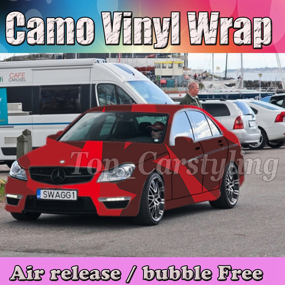 Car Custom Graphics PromotionShop For Promotional Car Custom - Camo custom vinyl decals for trucks