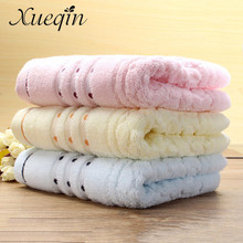 Xueqin 35*73 Cm Towel 100% Cotton Face Towels Hand Shower Fitness Towels Beach Compressed Quick Dry Hot Terry Towel