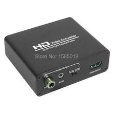 HDMI To DVI Converter HDCP with coaxial&stereo audio splitter for Ps/Xbox360,/Blue-ray Dvd,/HD Set-top Boxes Free Shipping