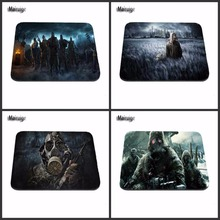 Band Of Brothers Computer Gaming Games Mouse Pad 18*22cm Or 25*29cm And 25*20cm Durbale Black Mouse Pad Speed Control Mat(China)