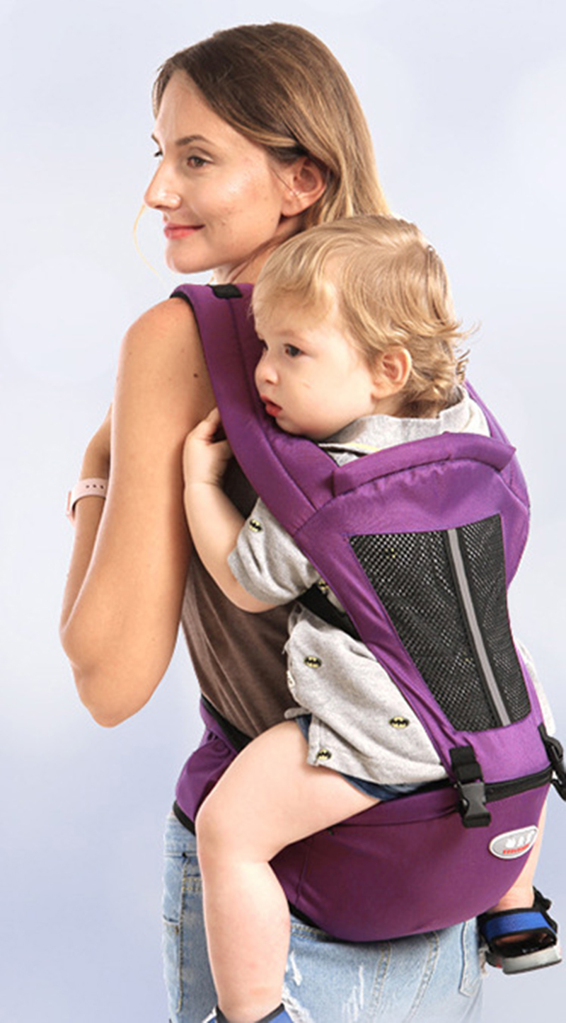 Baby Carriers Multifunction 0-36 Months Breathable Front Facing Infant Comfortable Sling Backpack Pouch Wrap Baby Belt BB3069 (11)