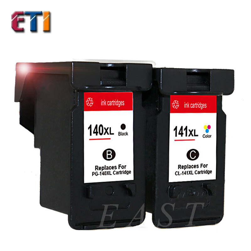 ink cartridge For Canon PG140 CL141 For Canon MG2580 MG2400 MG2500 IP2880, For Canon PG-140 CL-141 factory wholesale<br><br>Aliexpress