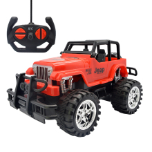 Buy Super 1:18 Toys Jeep large remote control cars 4CH remote control cars toys rc car electric kids gift for $15.68 in AliExpress store
