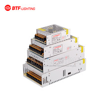 5V 2A/3A/4A/5A/8A/10A/12A/20A/30A/40A/60A Switch LED Power Supply Transformers For LED Strip WS2812B WS2801