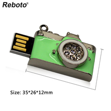 Mini Camera key ring 32gb USB Flash Drive 64gb USB stick High speed 4gb 8gb USB Stick 16gb Pen Drive memory stick pen(China)