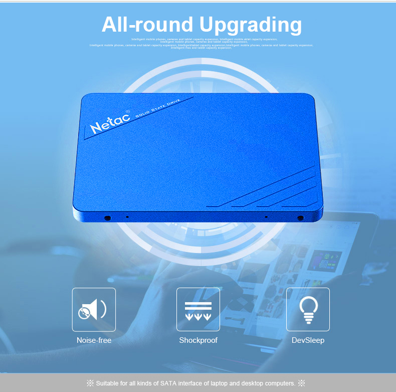 Netac N500s High Quality solid state drive