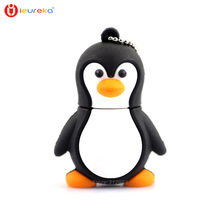 Genuine cartoon penguin Pen Drive U Disk usb flash drive pendrive usb stick 64gb 32 gb pendrive 4gb 8gb16gb flash drive memory