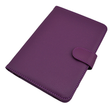 Cheap PU leather cover case folio case for Amazon kindle paperwhite colorful in stock with free gift(China)