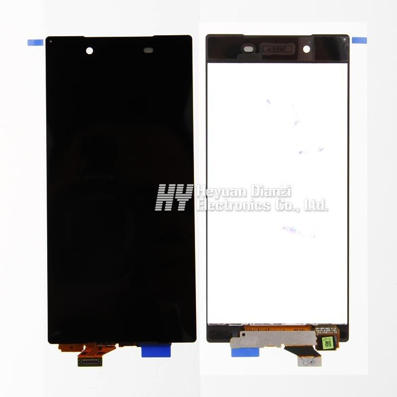100% Original Lcd Display Touch Screen Digitizer Glass For Sony Xperia Z5 E6603 E6653 E6633 E6683 Freeshipping<br><br>Aliexpress