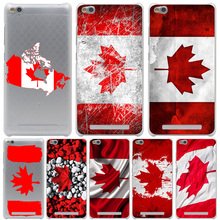 Canada flag Cover Case for Xiaomi Redmi Note 2 3 4 Pro Prime 4A 4X 3S Mi 5 5S 6 Plus mi6 mi5 S mi5s  Cases