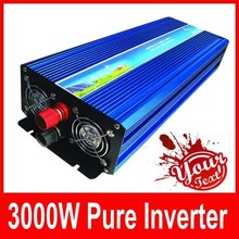 continue power 3000w 6000w dc-ac inverter pure sine wave for solar wind generator home use