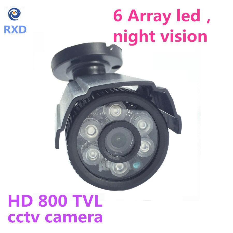 Free shipping Waterproof Outdoor Camera 1/3 CMOS mini  800TVL security Bullet  CCTV Security Surveillance Camera<br><br>Aliexpress