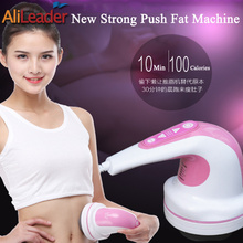 Comfortable Weightlight Munti-Function Body Massager Electric Slimming Massager Vibration Slimming Machine For Neck Lip Waist