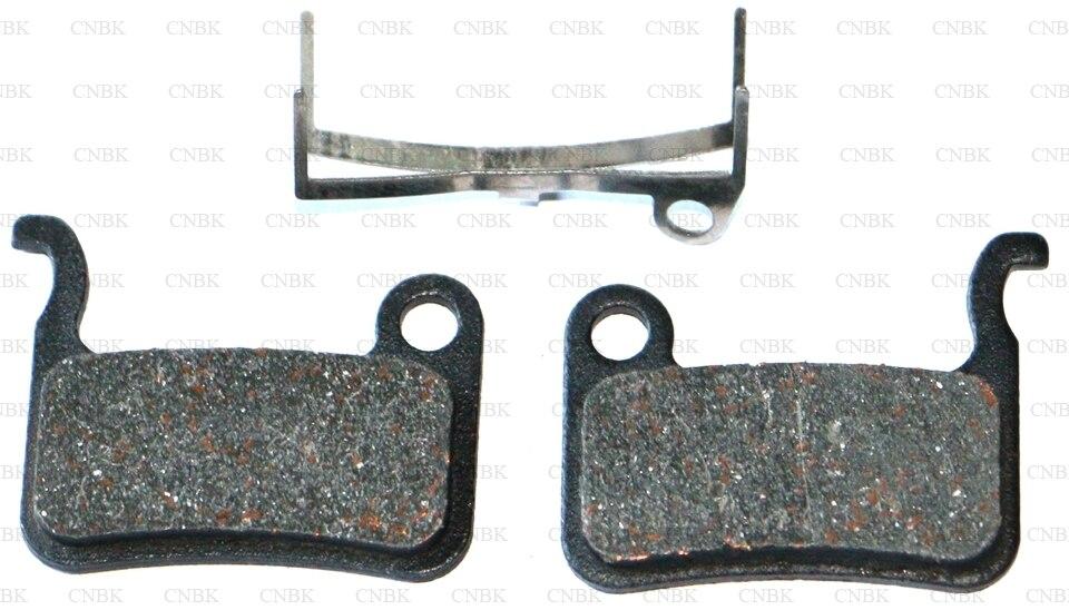 Hone Alfine Saint BR-M Disc brake pads SINTERED for Shimano-Deore XT-XTR-LX-SLX