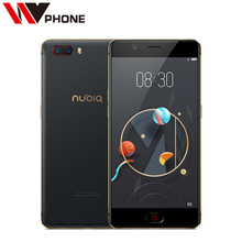 Original Nubia M2  4G LTE Mobile Phone MSM8953 Octa Core 5.5 inch Dual Rear 13.0MP 3630mAh Android M Fingerprint ID