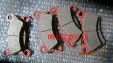Joyner rear brake pad for buggies ,atvs,go karts ,offroad vehicles(China)