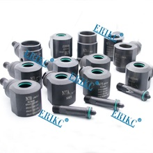 ERIKC Common Rail Injector Clamping Tools and fuel injection repair equipments to hold injectors on test bench(China)