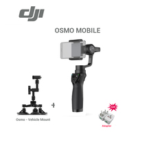 Freeshipping Original DJI OSMO Mobile Handheld Gimbal with Osmo Vehicle Mount beyond smart best gift Brand new In stock
