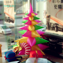 3m/5m Colorful Inflatable Christmas Tree for Christmas Decoration