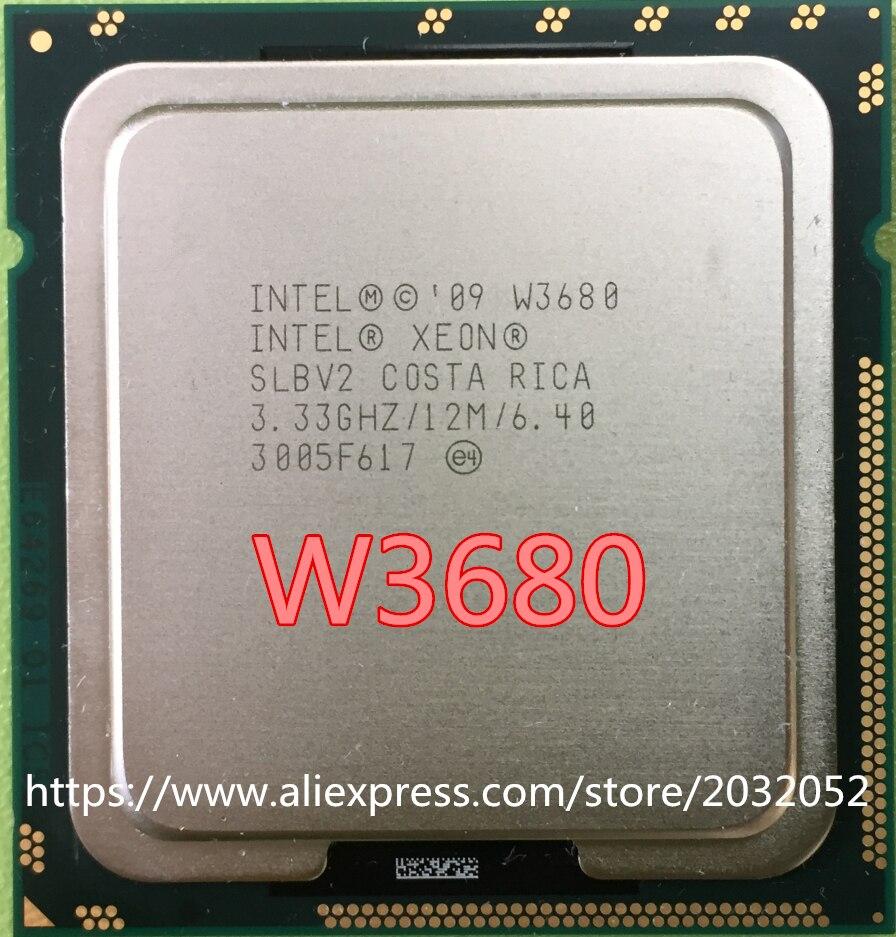 Intel Xeon W3680 12M/3.33G/Six Core CPU Processor SLBV2 LGA1366 Is equal to the X5680 I7 980 (working 100% Free Shipping)<br><br>Aliexpress