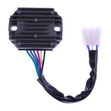 New Motorcycle Regulator 12v Voltage Rectifier for Kawasaki John Deere Grasshopper Kubota 821G High Quality Car Accessories