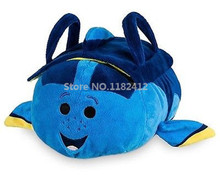 Tsum Tsum Finding Dory Plush Carrier Bags Tote Bag Kids Toys for Cildren Gifts(China)