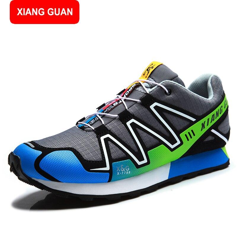 XIANG GUAN running shoes new sneakers man outdoor sports shoes flat run free walking shoes jogging trendy shoes X7799<br>