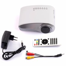 Brand New MINI Home Cinema LCD Projector LED Theater PC Laptop Multimedia Player TV HDMI