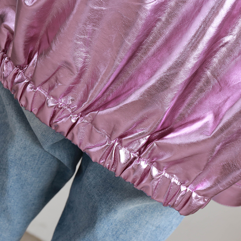 2017-Autumn-New-Metal-Barbie-Pink-Silver-Hologram-Punk-Hip-Hop-Loosen-Jacket-Casual-Women-Men (5)