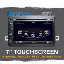 "For Land Rover Freelander 2004-2007 7"" Touch Screen Autoradio Car Stereo Radio DVD CD GPS Sat Nav Navigation Multimedia System(China)"