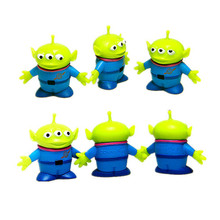 Toy Story Toy Aliens Figures World Exclusive Figures  x 3