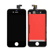 100% FULCOL Original AAA LCD Screen For iPhone 4 4S 4G Display Replacement Touch Screen Digitizer Assembly With Tool Kits
