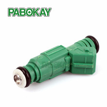 High flow 440CC 0280155968 Fuel Injector For Audi A4 S4 TT 1.8L 1.8T Volvo
