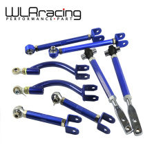 WLR STORE- CHASSIS COMPONENTS FOR 95- 98 240SX S14 S15 CAMBER+TRACTION+TENSION+TOE FRONT REAR JDM SUSPENSION kits