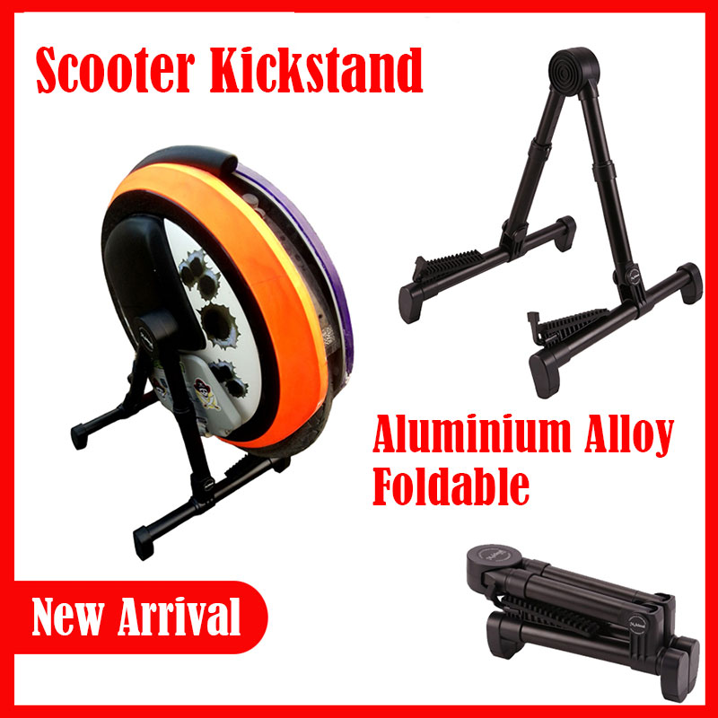 Foldable Parking Stand Ninebot IPS Airwell solo wheeel electrical scooter hoverboard free