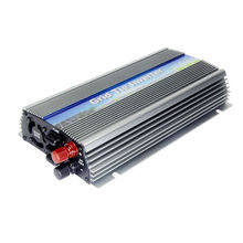 MAYLAR@ 22-50V 4PCS 1000W Pure Sine Wave Solar Grid Tie MPPT Inverter, Output 90-140V.50hz/60hz, For Vmp28-40V Home solar system